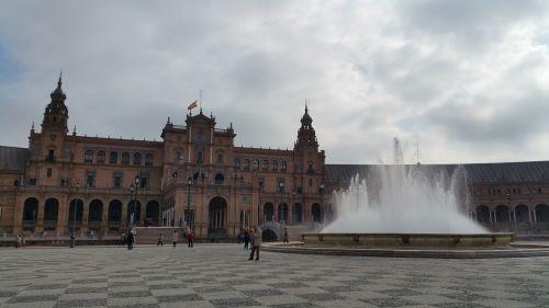 plaza de españa spain square plaza