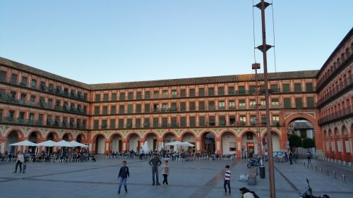 plaza de la corredera plaza cordoba