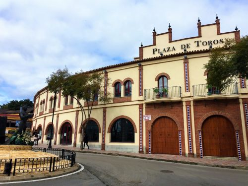 Plaza Del Torro, Fuengirola