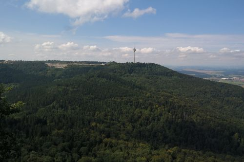 plettenberg radio tower viewpoint
