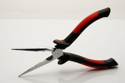 pliers tool needle-nose pliers