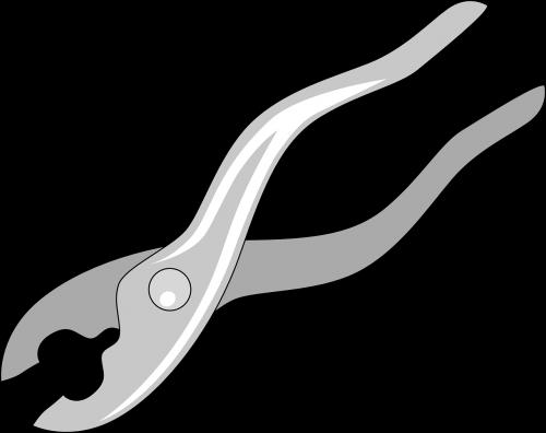pliers pair of pliers hand tool