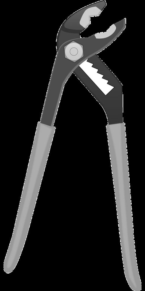 pliers forceps tongs