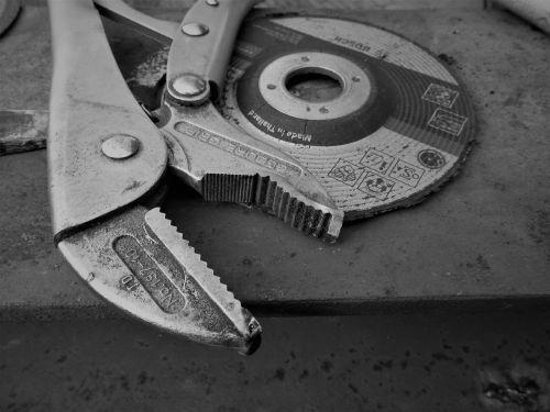 pliers tool cutting disc