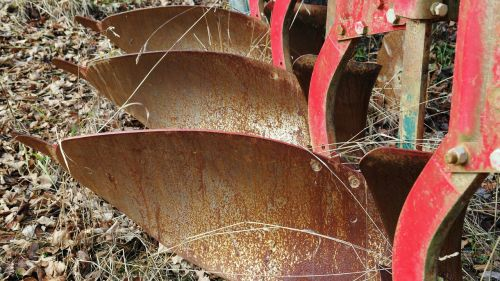 plough agriculture machine