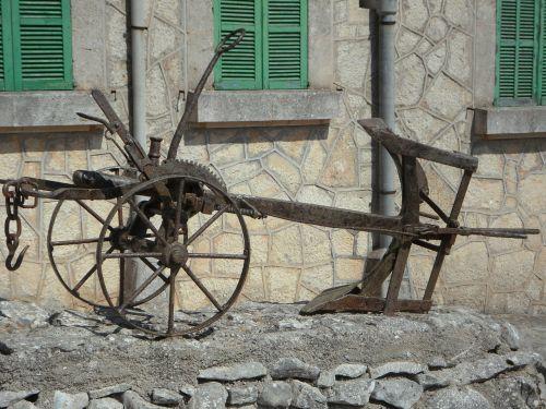 plough horse plow old plough