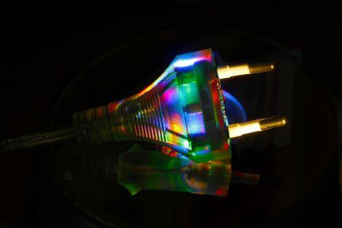 plug color light