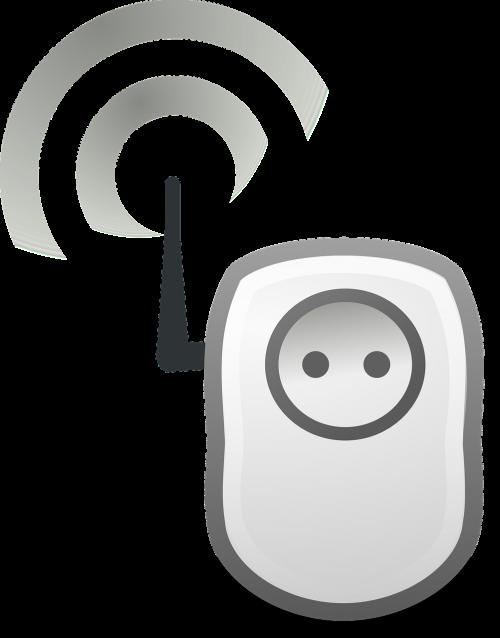 plug wireless power socket