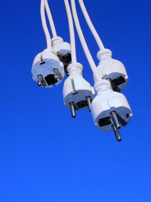 plug cable line