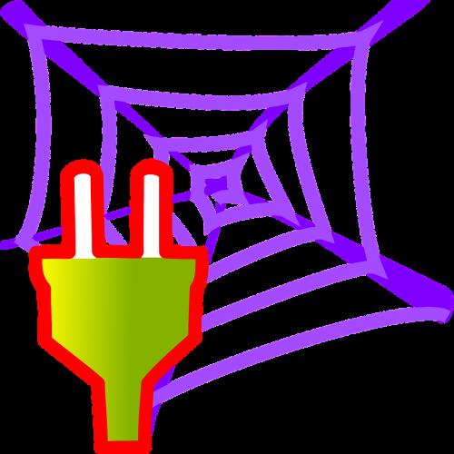 plug electrical web