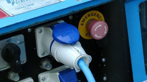 Plug In Generator Socket