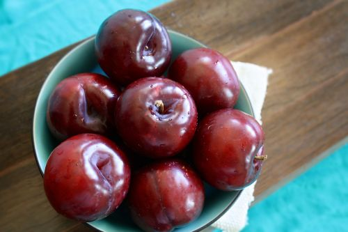 plum fruit food