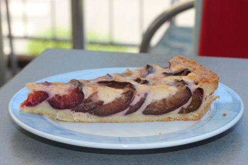 plum cake cake shortcrust pastry