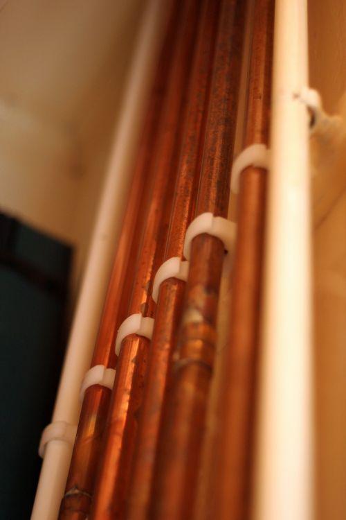 plumbing pipe copper