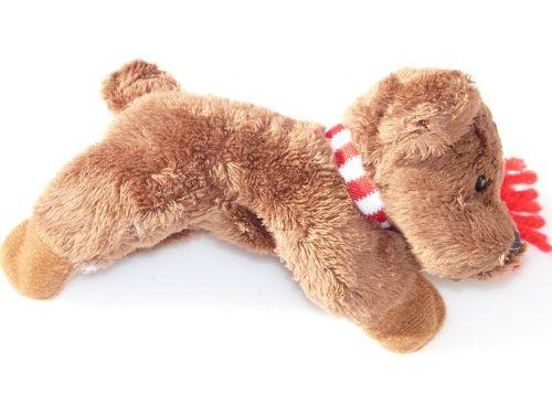 plush dog soft toy animal