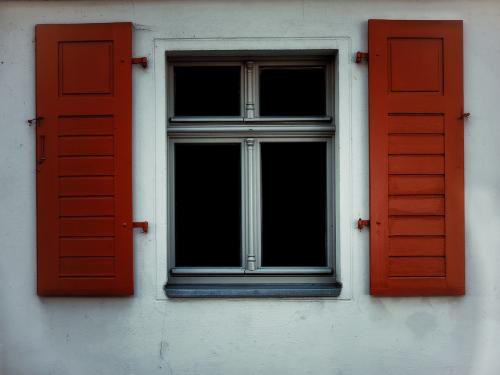 transparent window shutters