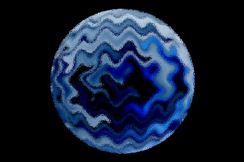 png ball blue ball