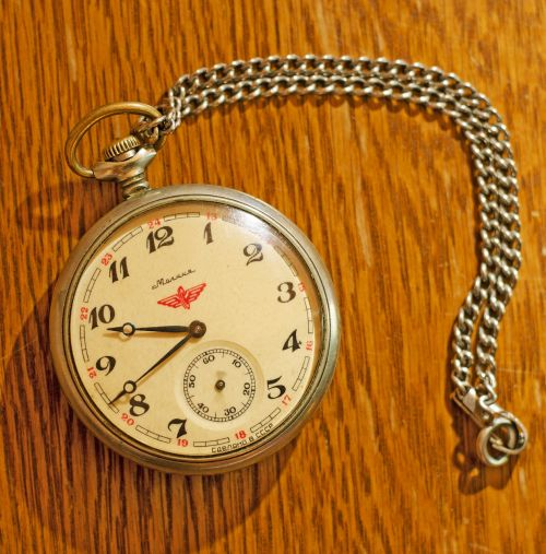 pocket watch vintage retro