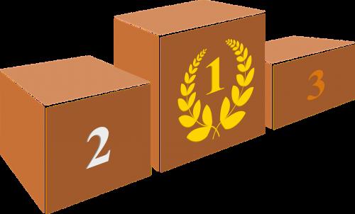 podium rostrum victor