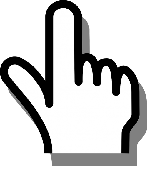 point direction pointer