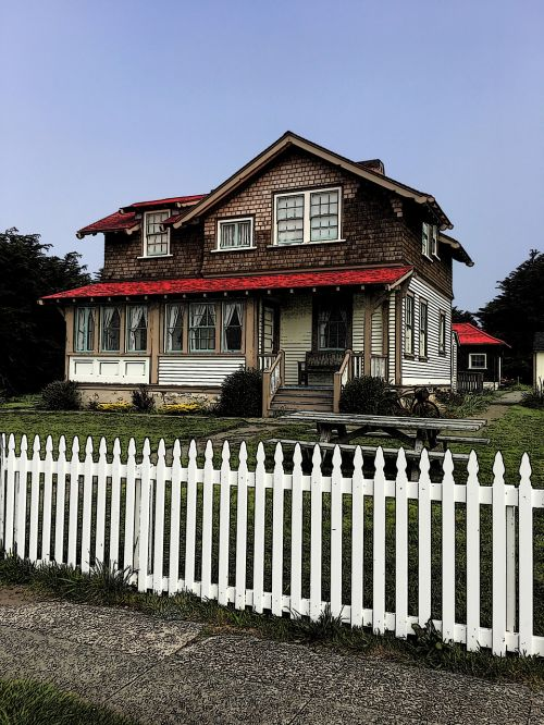 point cabrillo keeper's house mendocino