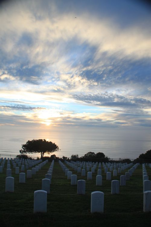 point loma fort rosecrans national cemetery monument