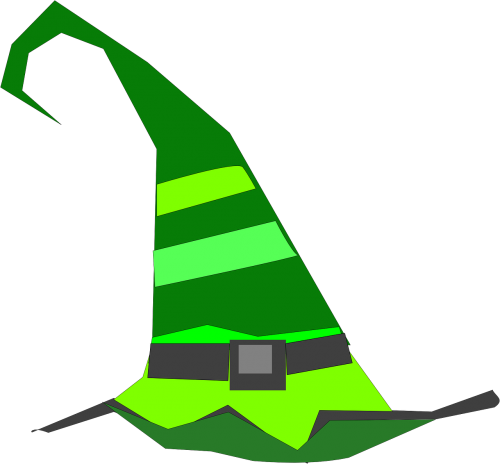 pointed hat witch hat