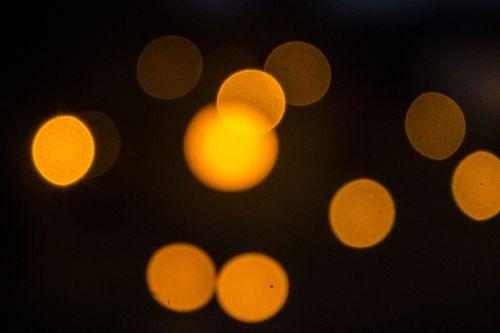 taškai,oranžinė,oranžinės taškai,fonas,šviesos taškas,iškraipymas,Bokeh