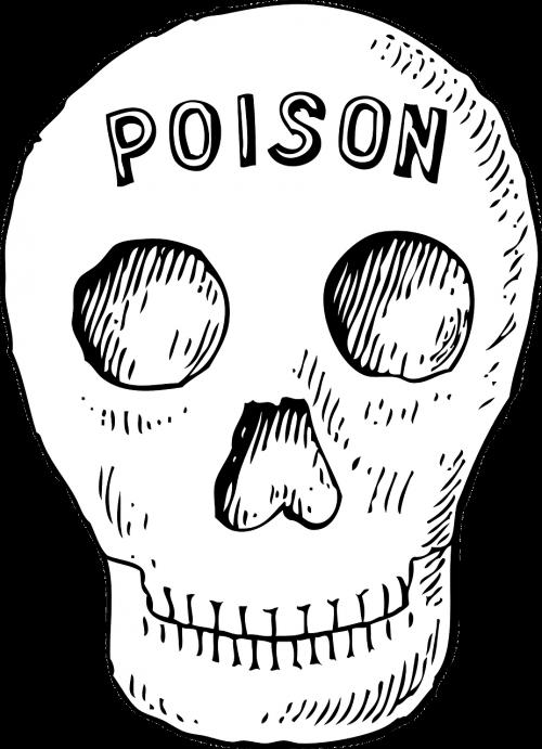 poison poisonous toxic
