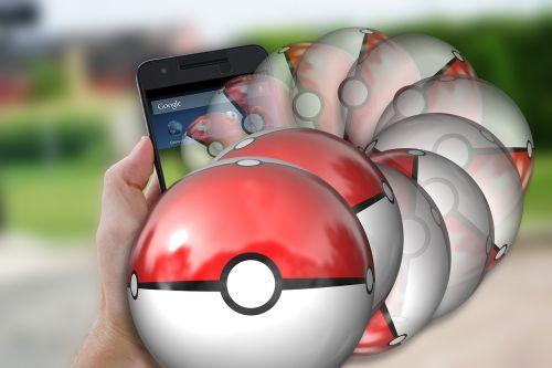 pokemon pokemon go hand
