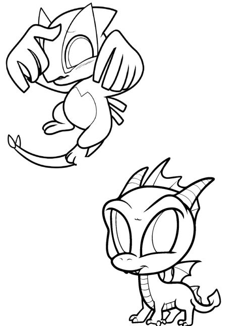 pokemon drawings sketch