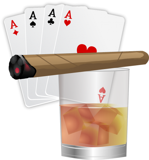 poker aces cards