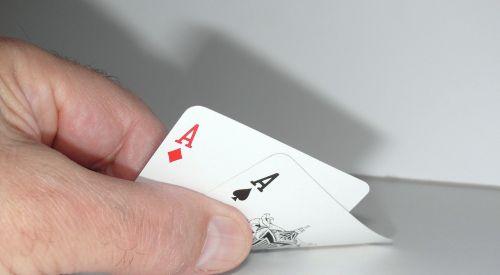 poker ace gambling