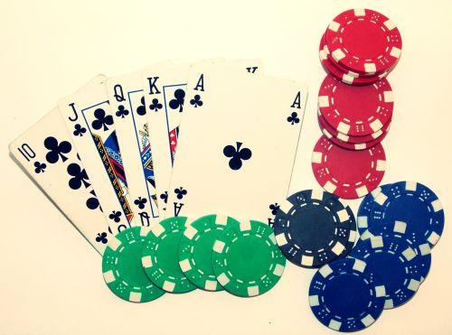 poker casino royal flush