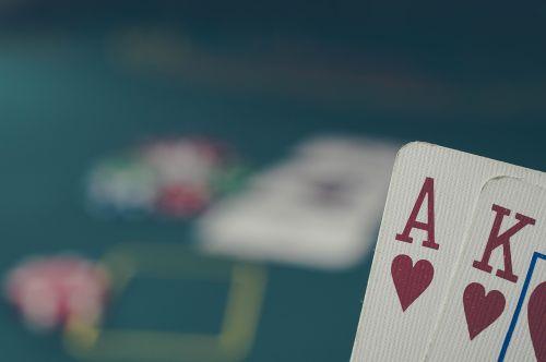 poker cards ace