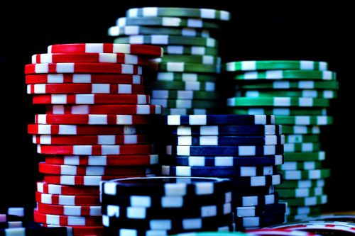 poker chips poker chips
