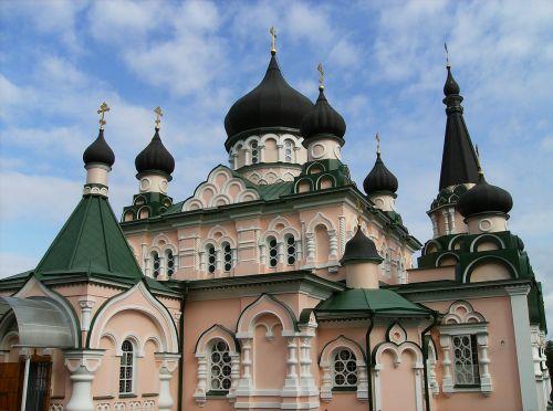 pokrovsky monastery kiev ukraine