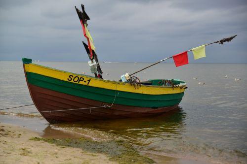 poland sopot sea