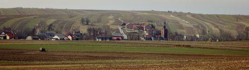poland fields landscape