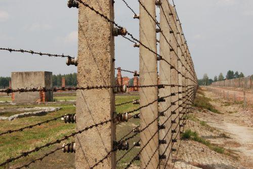 poland auschwitz-birkenau concentration camp