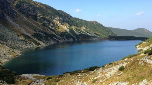 poland the national park mountains