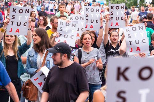 poland politics protest