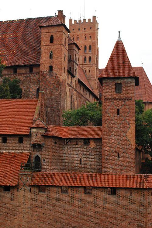 poland malbork castle