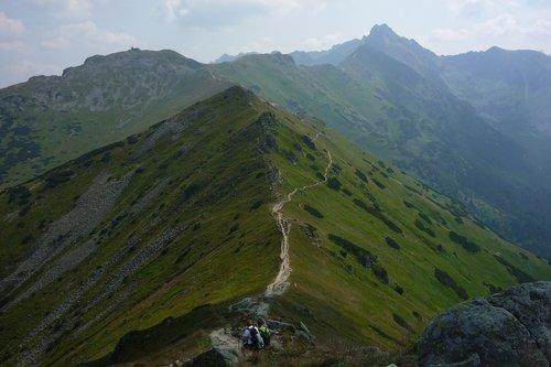 poland  tatry  mountains