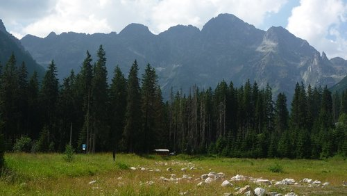 poland  tatry  mountains