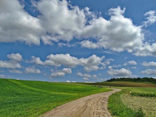 poland  poland village  agriculture