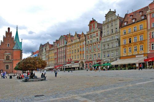 Lenkija,apatinė silesia,senamiestis,Wrocław,istorija,Parduotuvė,architektūra,Senamiestis