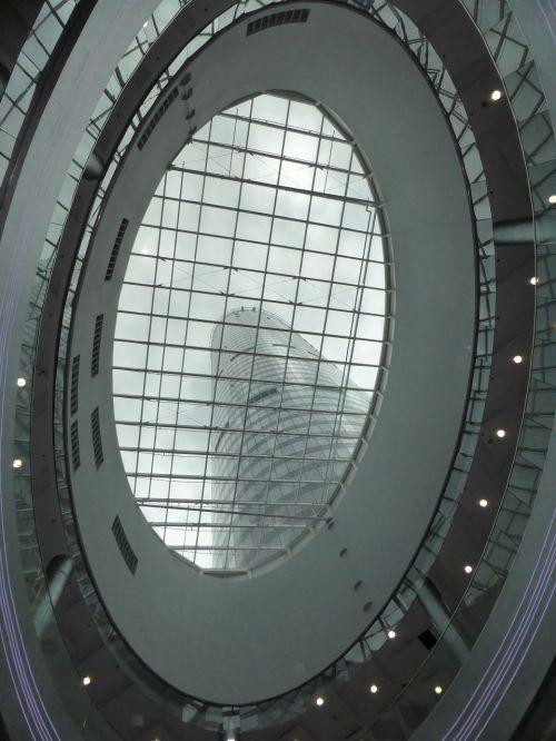 poland wroclaw sky tower