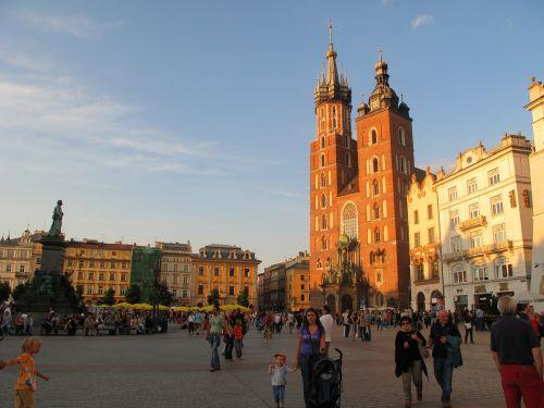 poland krakow cathedral