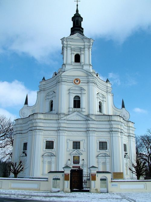 poland kodeń church
